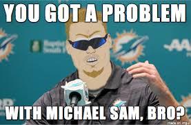 Miami Dolphins Memes - miami dolphins coach is pc principal meme on imgur