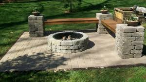 Outdoor Fireplaces And Firepits Pits Lowes With Stones Interior Csogospel Pits