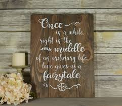 wedding quotes etsy rustic wooden wedding signs rustic wedding signs wedding