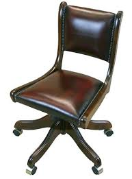 leather desk chair no arms armless task chair desk leather office chairs amazing leather office