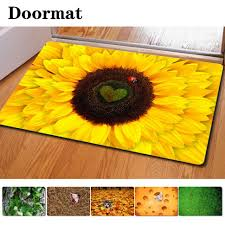 sunflower kitchen rugs washable tags 44 astounding sunflower