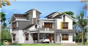 modern kerala house plans