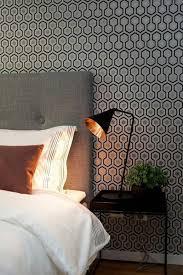 papier peint castorama chambre comment choisir un habillage mural quelques astuces en photos