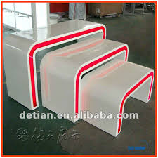 Unique Reception Desk 0 9m Height Light Collapsible And Portable Unique Reception Desk