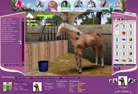 horse club horse games