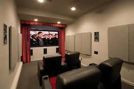 Home Theater Room Design Ideas peenmedia