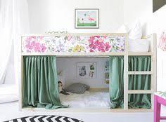 Ikea Beds For Girls by Mommo Design Ikea Kura 8 Stylish Hacks Habitacion Infantil