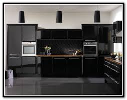 black gloss kitchen ideas ikea black gloss kitchen attractive iagitos