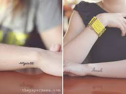 best 25 name tattoos on arm ideas on fonts for