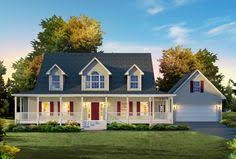 Craftsman Style House Plans With Wrap Around Porch Dario Country Home Plan 028d 0074 House Plans And More Wrap