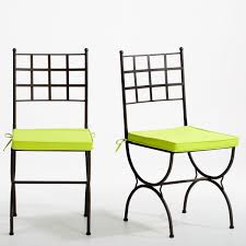 chaises en fer forg cuisine table et chaises fauteuils fer forgã ã vendre euros