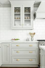 Decorating Ideas For The Top Of Kitchen Cabinets Pictures Best 25 Two Tone Kitchen Cabinets Ideas On Pinterest Two Tone