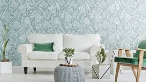 interior wallpaper for home easily upgrade your home with reusable wallpaper the manual