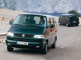 volkswagen multivan volkswagen multivan рестайлинг 1995 1996 1997 1998 1999
