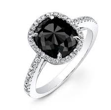 Black Diamond Wedding Rings by Top 25 Best Black Diamond Engagement Ideas On Pinterest Black