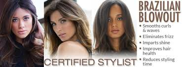 brazilian blowout results on curly hair evolution salon hermosa beach brazilian blowout