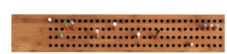 wall mounted coat rack contemporary wooden scoreboard by
