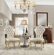 new classical living room furniture set victorian series wing