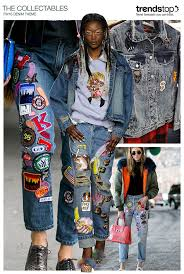 trends fall winter fashion forward s denim trend f w 2016
