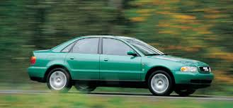 1997 a4 audi 1997 audi a4 1 8 turbo driving impression european car motor