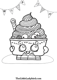 free yo chi shopkins coloring page thelittleladybird com