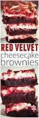red velvet cheesecake brownies u2014 hello honey