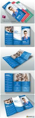 tri fold school brochure template brochure and magazine free vector stock image photoshop
