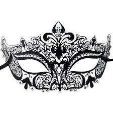 black and white masquerade masks signstek deluxe laser cut boutique filigree metal masquerade mask