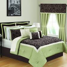 Odd Future Comforter Savanna Green Brown 8 Piece Comforter Set Free Shipping Today