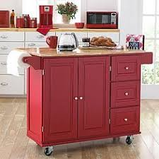red kitchen island cart red kitchen cart zhis me
