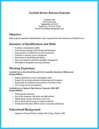 Bar Tender Resume Administrator Resume Government Property Administrator Resume