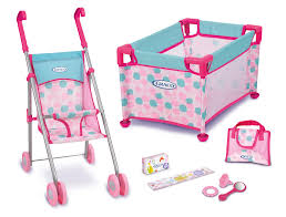 Graco Baby Crib by Graco Doll Playset Taking Care Of The Babies In Style At Kmart