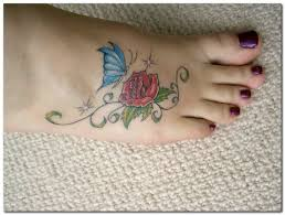 best 25 flower foot tattoos ideas on pinterest lotus tattoo