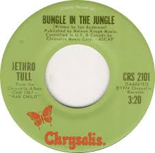45cat jethro tull bungle in the jungle back door angels