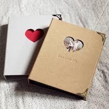 photo albums for couples leaf album diy manual for couples travel souvenir album