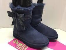 s ugg australia josette boots ugg australia s josette midnight 1003174 w midn 9 ebay