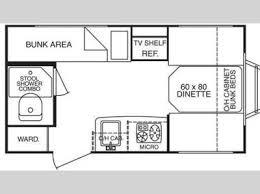 Floor Plan Finder Used 2007 Cruiser Fun Finder X X 160 Travel Trailer At General Rv