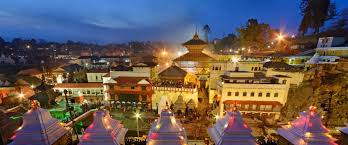 decoration of temple in home pashupatinath temple in kathmandu nepal