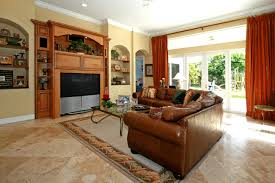 Brown Themed Living Room by Living Room Living Room Wall Decor Sets Fireplaces Decorating