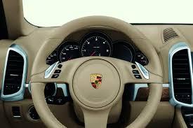 Porsche Cayenne Suv - real carbon fiber full interior trim set fit for 201115 porsche