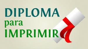 diplomas de primaria descargar diplomas de primaria cómo hacer un diploma para imprimir en 5 minutos paso a paso youtube