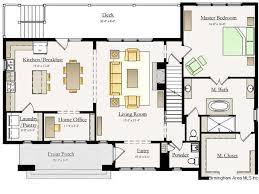 open floor plan home designs charming open floor plans 6 best open floor plan home