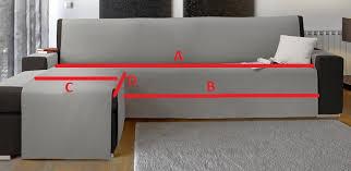 housse pour canapé sur mesure demander devis pour housse de canapé avec péninsule a mesure
