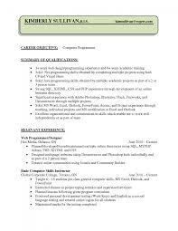 sas programmer resume sample 2 ext version of median weekly earnings for computer and job summary awesome collection of sample computer programmer resume for your sample computer programmer job
