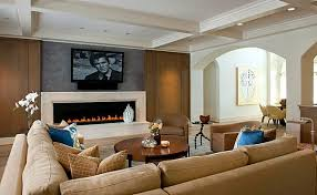 How To Decorate With Beige - Beige living room designs