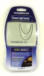 chamberlain remote light control cllad chamberlain remote light control operate your lights from the