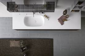 Corian Moulded Sinks by Corian Top With Moode Washbasin