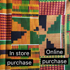 Upholstery Fabric Milwaukee African Kente Cloth Fabric African Fabric Joann