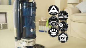 Power Vaccum Hoover Turbo Power Tp71 Tp05001 Pets Bagless Upright Vacuum