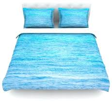 themed duvet cover themed duvet covers south pacific ii water duvet cover